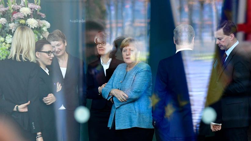 Angela Merkel: Der perfekte Zeitpunkt