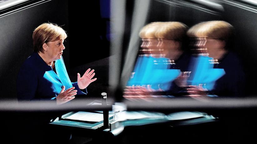Angela Merkel: Es ist vorbei