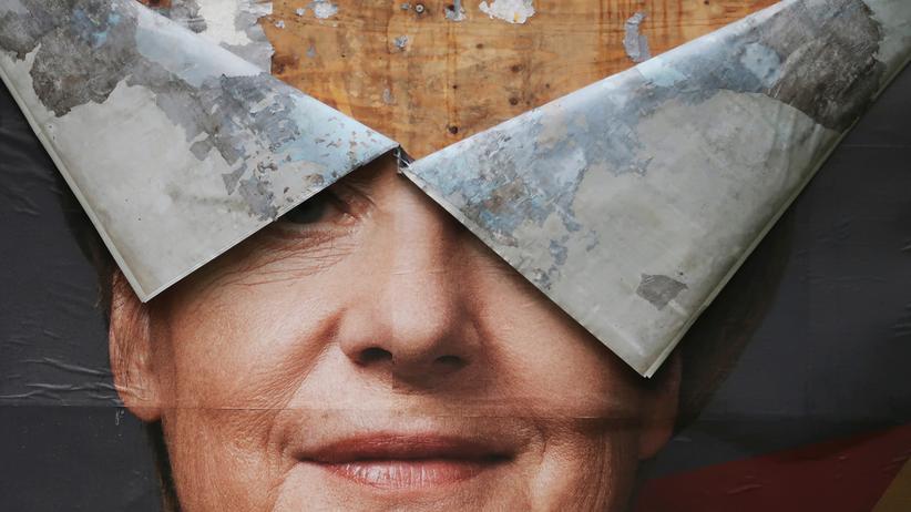Angela Merkel: Die Entfremdung