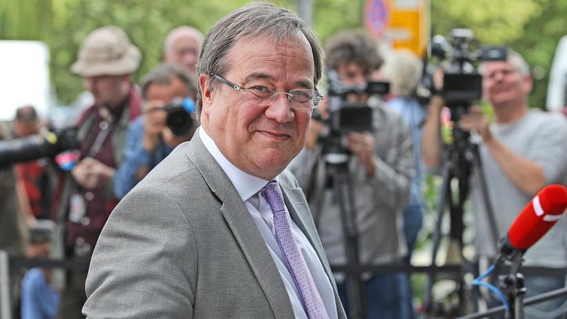 CDU-Vorsitz: Armin Laschet schließt Kandidatur derzeit aus