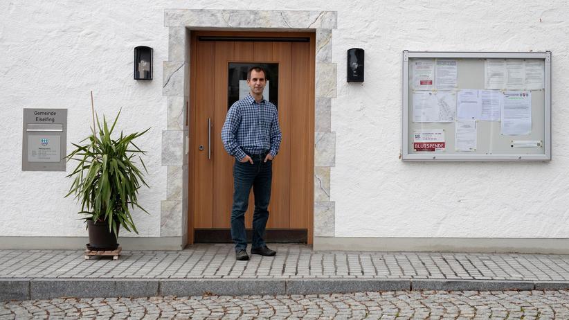 Bayern: Ein Grüner unter Schwarzen