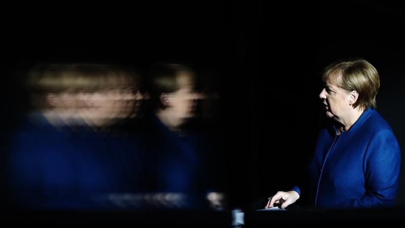 Brexit: Angela Merkel will Großbritannien als engen Partner behalten