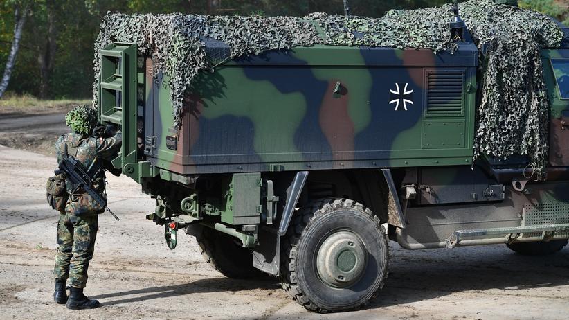 Bundeswehr: Fast 200 Rechtsextremisten aus Militärdienst entlassen