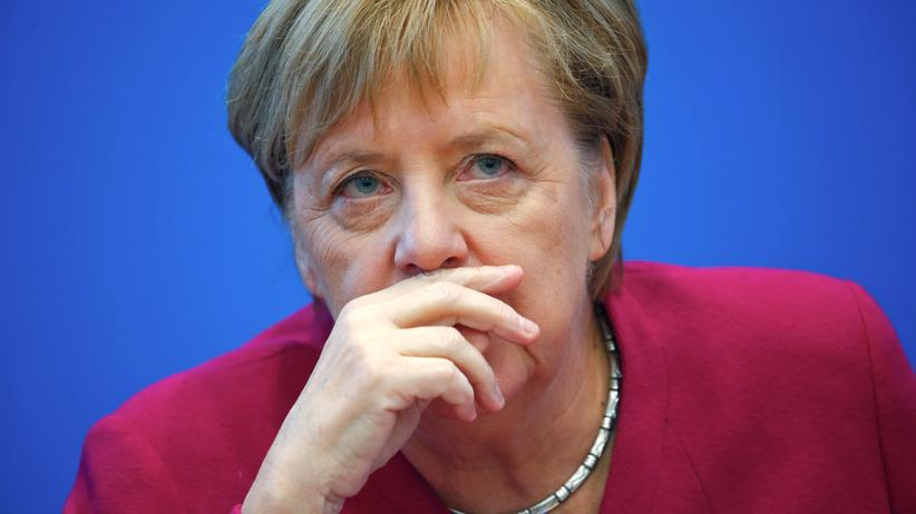 """CDU: """"Ich wurde nicht als Kanzlerin geboren und das habe ich nie vergessen"""""""