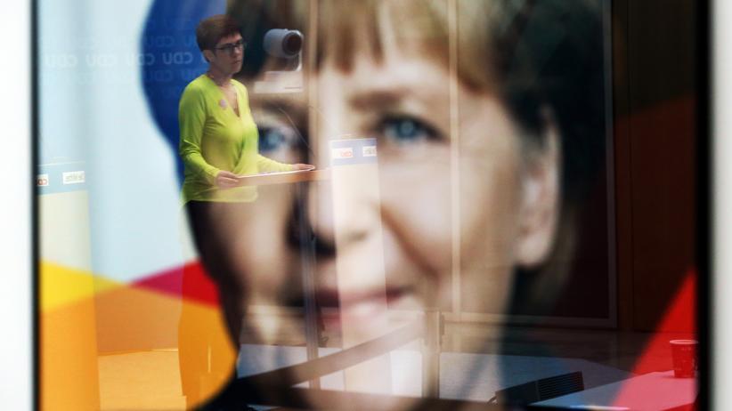 CDU: Noch zu sehr ein Geschöpf der Kanzlerin: CDU-Generalsekretärin Annegret Kramp-Karrenbauer
