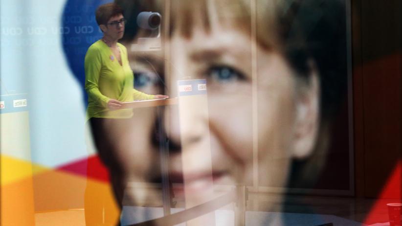 CDU nach Bayernwahl: Erst mal stillhalten