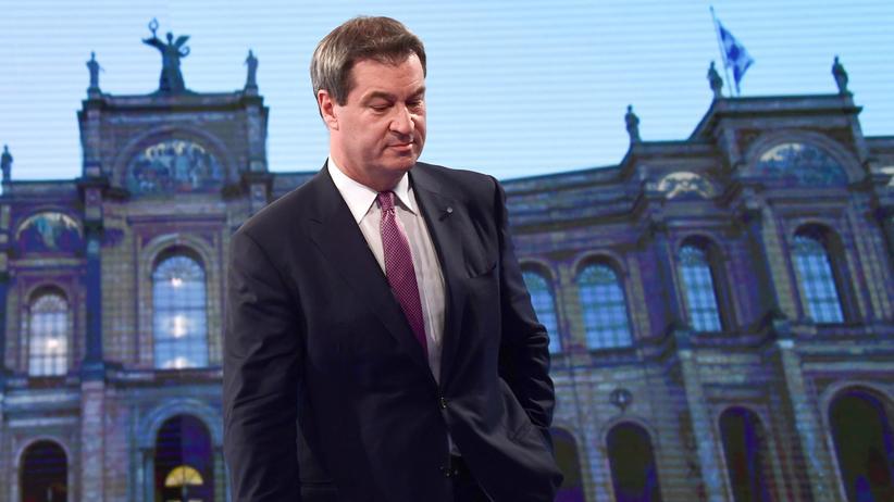 CSU: Parteivorstand nominiert Markus Söder als Ministerpräsidenten