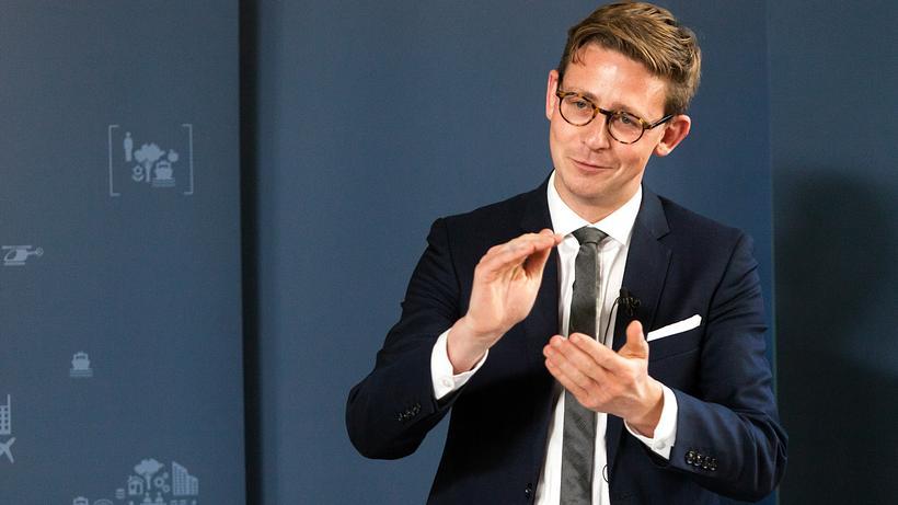 Cum-Ex: Der dänische Steuerminister Karsten Lauritzen