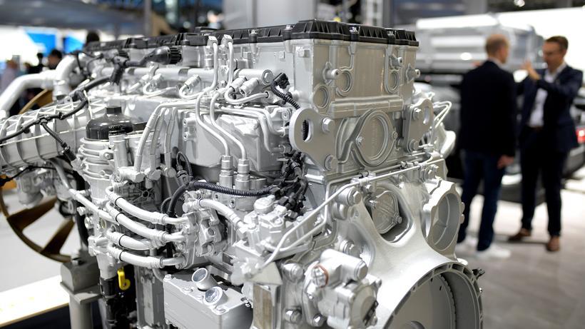 Dieselkompromiss Am Ende Lacht Die Industrie Zeit Online