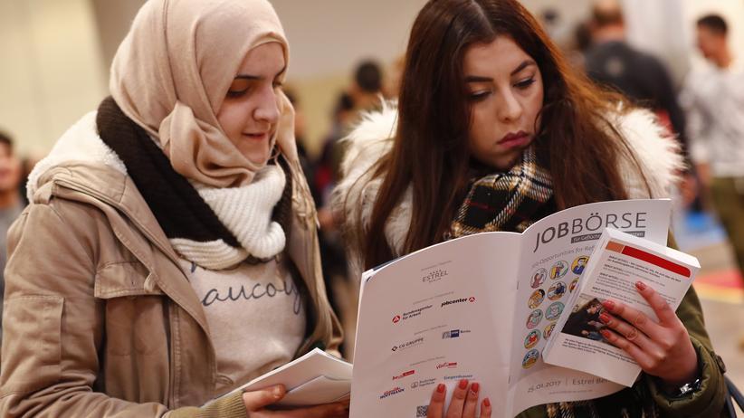 Integration: Bund will Flüchtlingshilfe für Länder und Gemeinden aufstocken