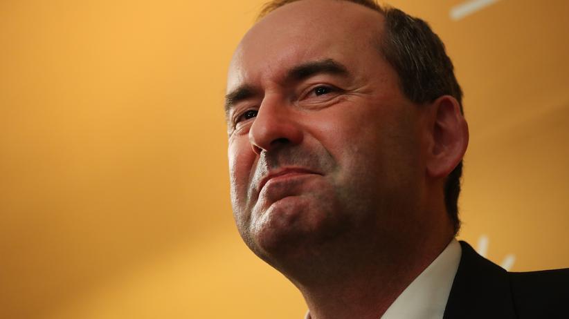 Freie Wähler: Hubert Aiwanger will drei Ministerien