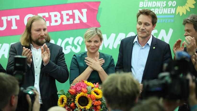 Grüne in Bayern: In den Städten fängt es an