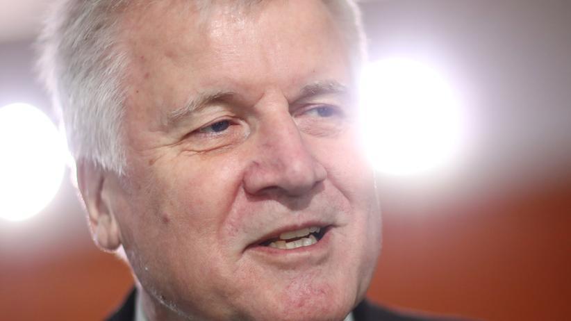 CSU: Innenminister und CSU-Chef Horst Seehofer