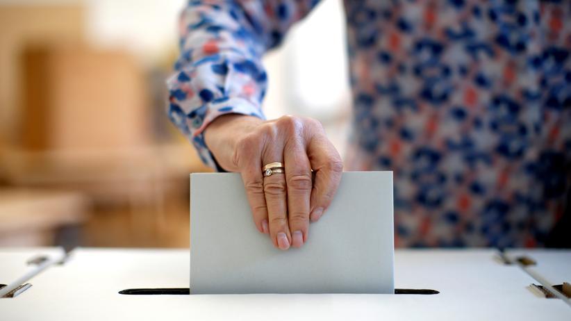 Landtagswahl: In München zeichnet sich hohe Wahlbeteiligung ab