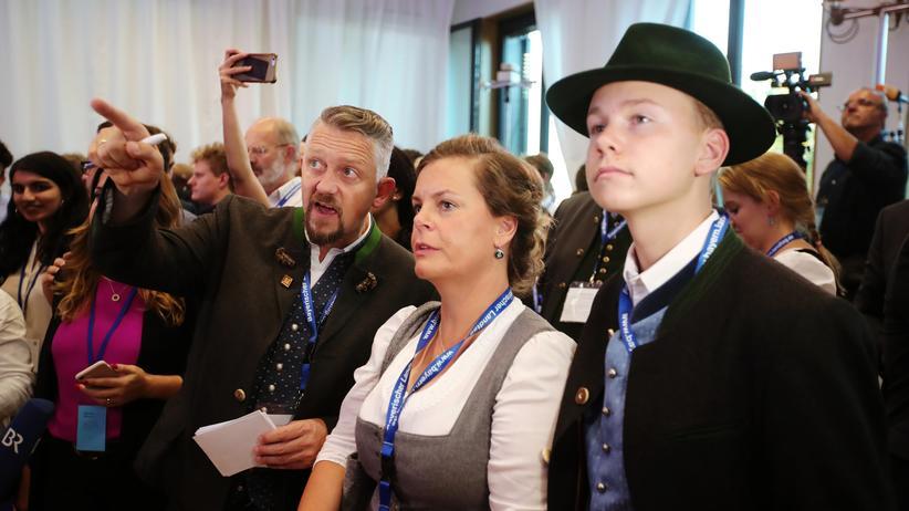 Bayern-Wahl: CSU verliert deutlich, Grüne zweitstärkste Kraft