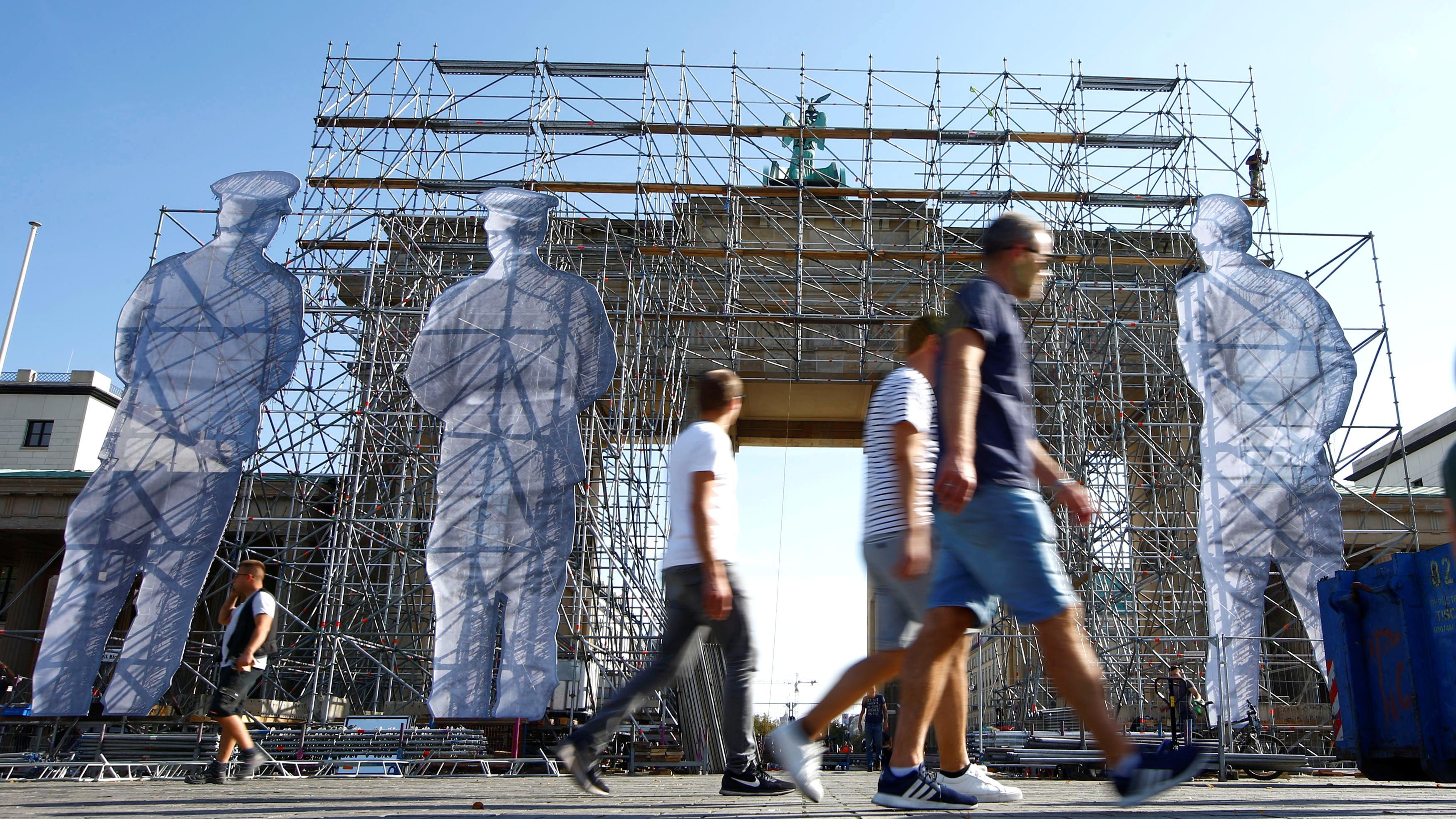 Politiker fordern mehr Respekt für Ostdeutsche