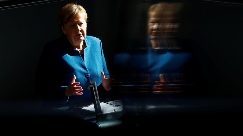 Parteitag in Thüringen: Angela Merkel fordert Ende wiederkehrender Parteidebatten