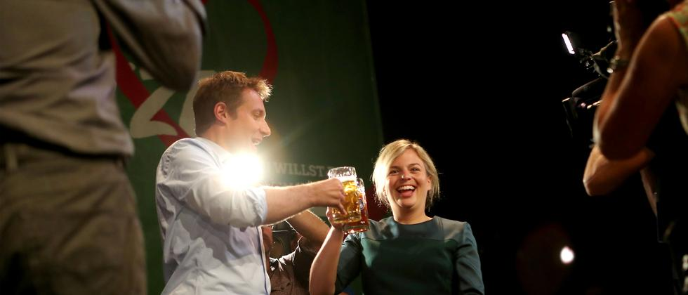 Landtagswahl Bayern Grüne Thema