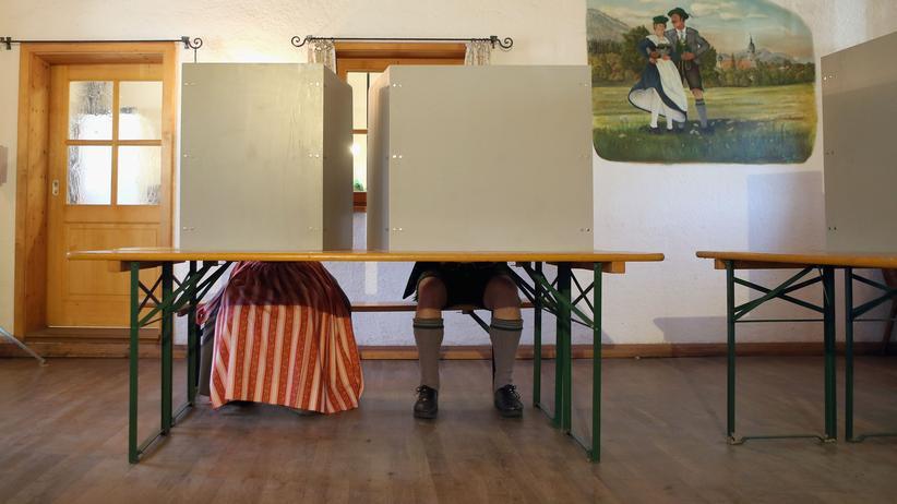 Wechselwähler in Bayern: Wo der CSU die absolute Mehrheit verloren ging