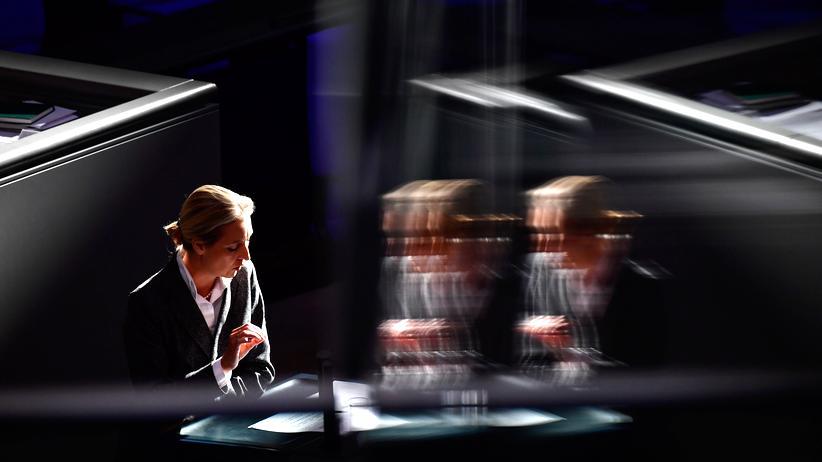 AfD: Alice Weidel, Chefin der AfD-Fraktion im Bundestag