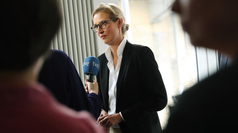 AfD: Alice Weidel verwendete Spende für Wahlkampf
