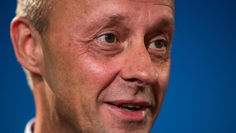CDU: Friedrich Merz will Vorwürfe gegen BlackRock aufklären