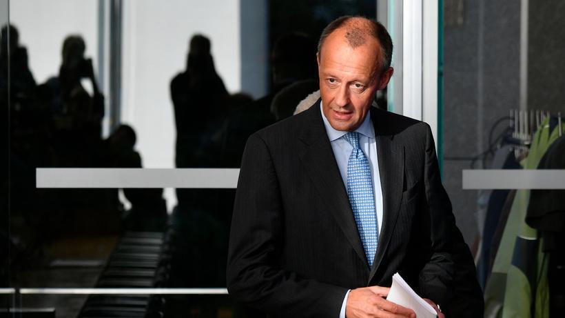 CDU-Parteivorsitz: Friedrich Merz will neuer CDU-Chef werden.