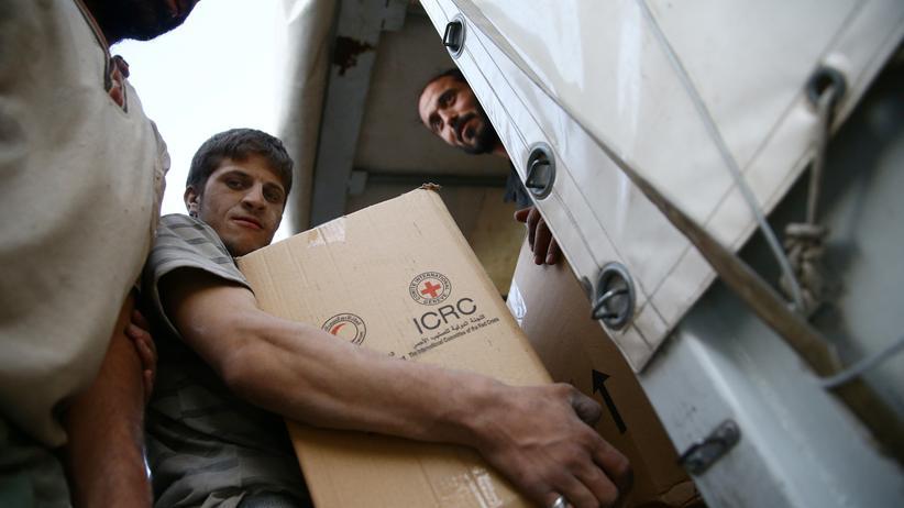 Bundesregierung: Deutschland gibt immer mehr Geld für humanitäre Hilfe aus