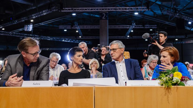 Linkspartei: Problem erkannt, nicht gebannt