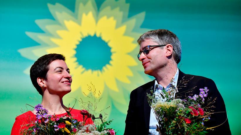 Europawahl: Grüne wählen Ska Keller und Sven Giegold zu Spitzenkandidaten