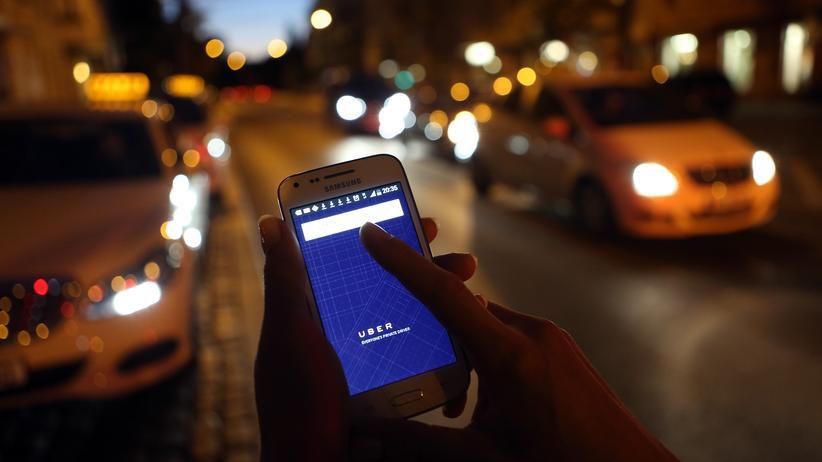 Fahrdienste: Verkehrsminister will Gesetze für Uber lockern