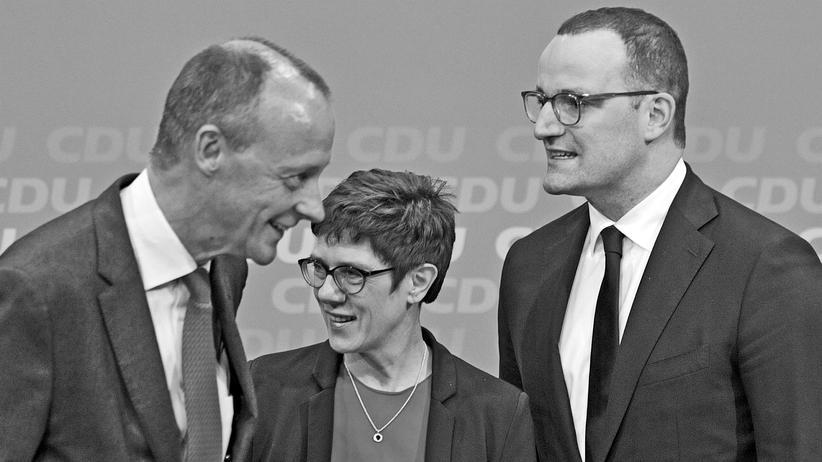 Merkel-Nachfolger : Wer sie will. Was sie wollen
