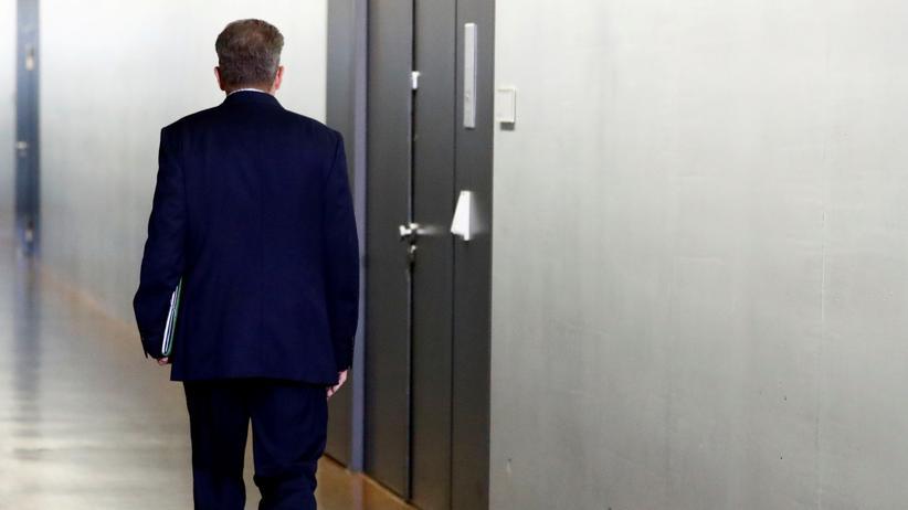 Hans-Georg Maaßen: Im Felde unbesiegt