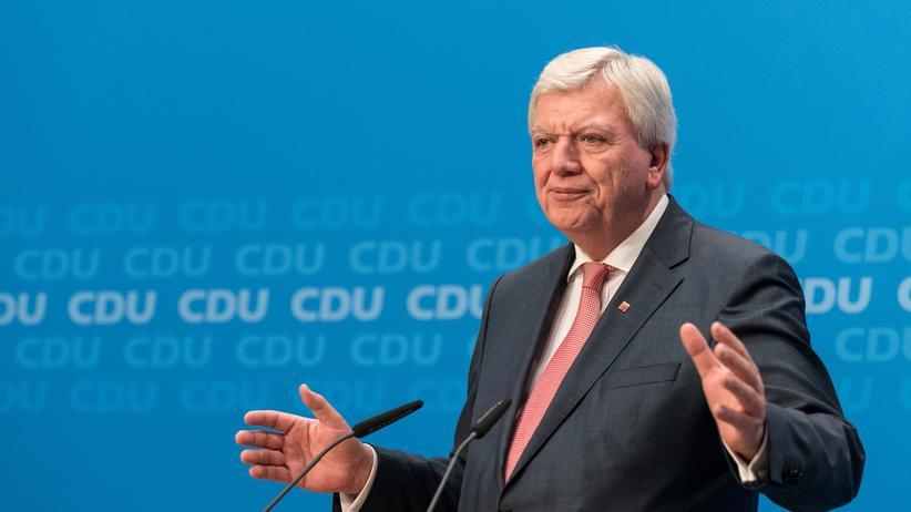 Hessen: CDU bietet Grünen Koalitionsverhandlungen an