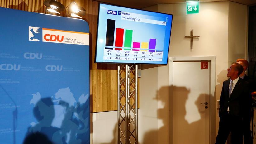 Landtagswahl in Hessen: Grüne bleiben laut Endergebnis zweitstärkste Kraft