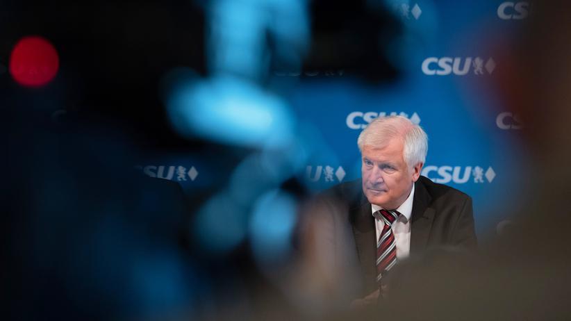 CSU: Horst Seehofer will Parteivorsitz am 19. Januar abgeben