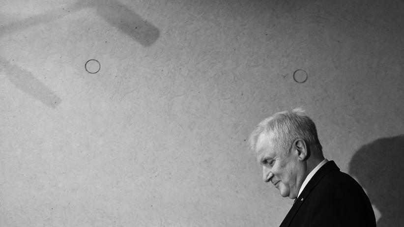 Horst Seehofer: Horst Seehofer hat seinen Rückzug vom CSU-Vorsitz angekündigt.