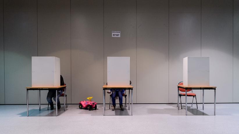Landtagswahl: Zur Wahlurne, bitte