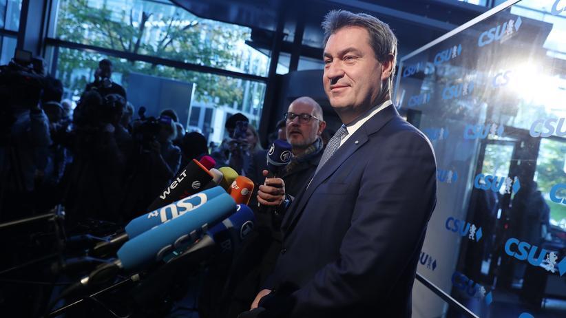 Bayern: Markus Söder verjüngt sein Kabinett