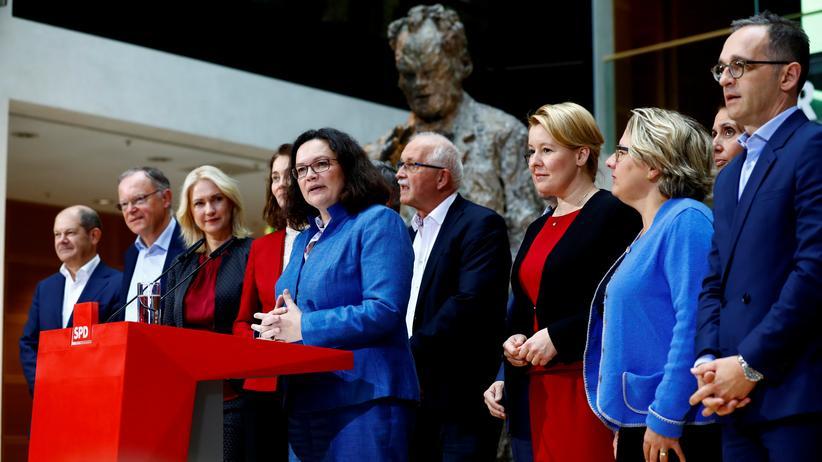 SPD: Die Panik-Partei