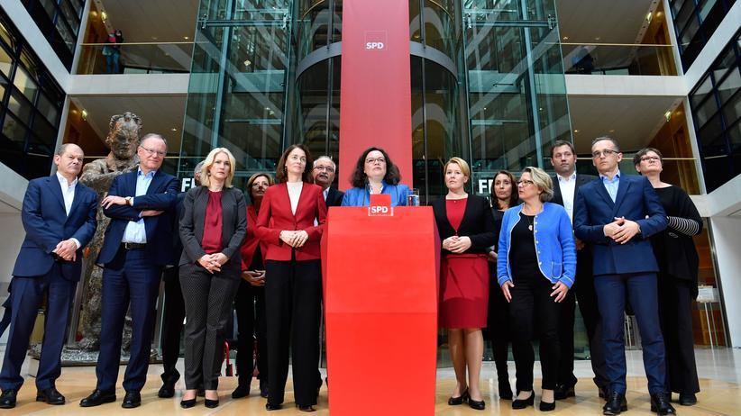 SPD: Nichts überstürzen