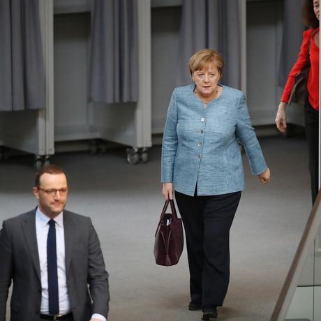 CDU: Wer übernimmt den Parteivorsitz?