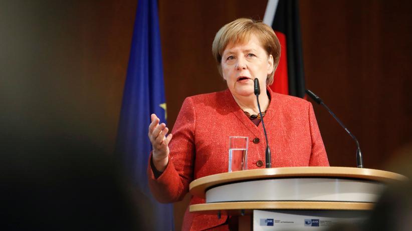 Ukraine: Merkel fordert freie Zufahrt zum Asowschen Meer