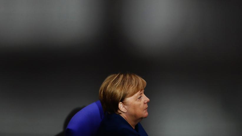 Insa-Meinungstrend: Die CDU muss auch nach dem Merkel-Rückzug bei einer Umfrage Verluste hinnehmen.