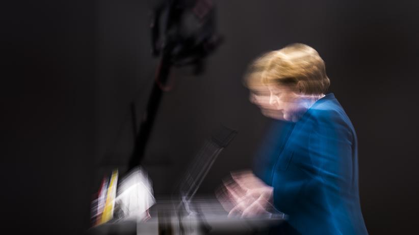 Jahresausblick : Was wird aus Angela Merkel?