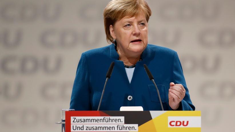 """Angela Merkel: """"Zeit, ein neues Kapitel aufzuschlagen"""""""