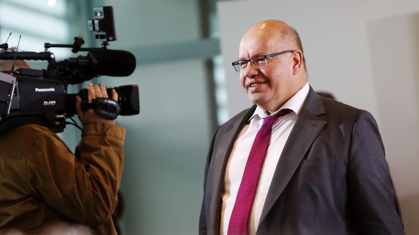 Unternehmensbeteiligung: Wirtschaftsminister Peter Altmaier (CDU)