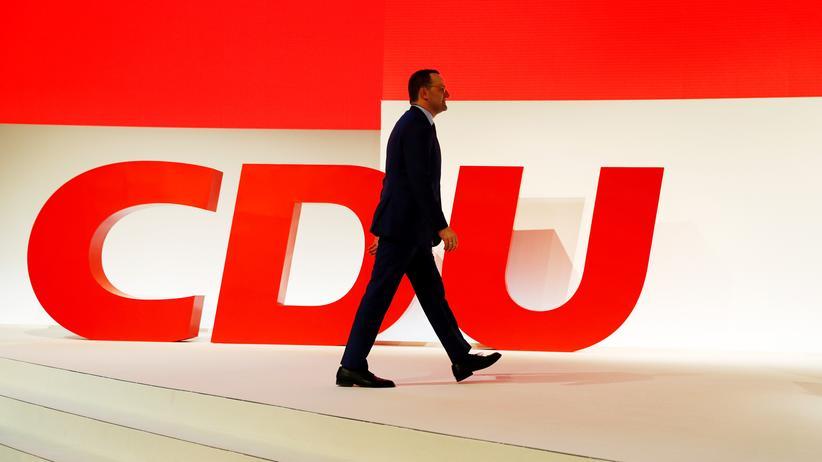 CDU: Jens Spahn scheidet im ersten Wahlgang aus
