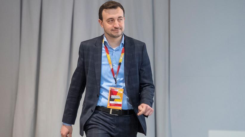 """Paul Ziemiak: CDU-Generalsekretär wirbt für """"neuen Kurs"""""""