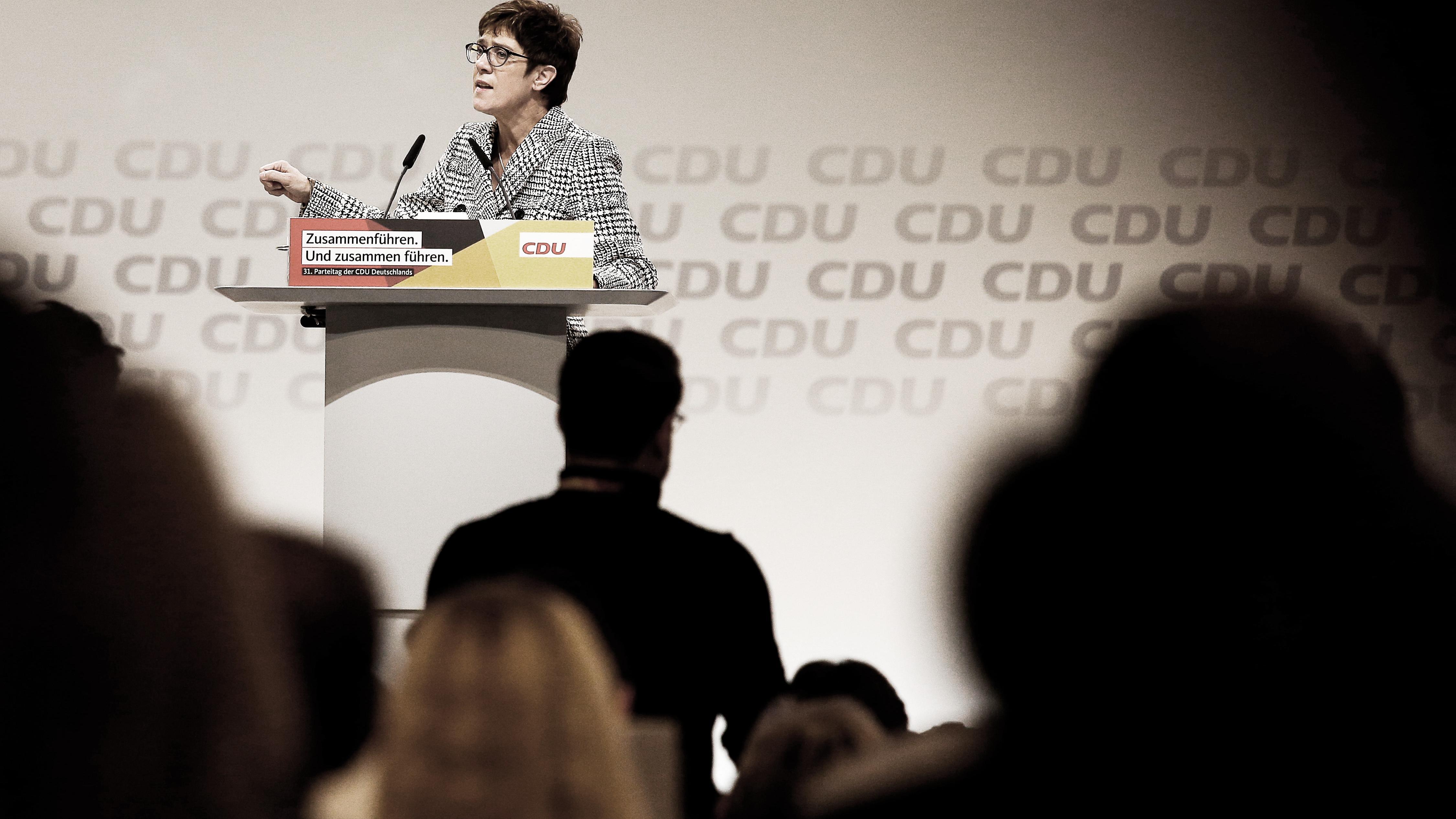 """Don't mess with Merkel!"""
